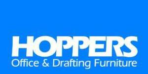 Hoppers Office Drafting Furniture