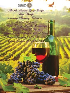 WEREP Annual Wine Tasting Event