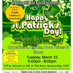 Join WEREP in Celebrating St. Patrick's Day   March 15, 2016