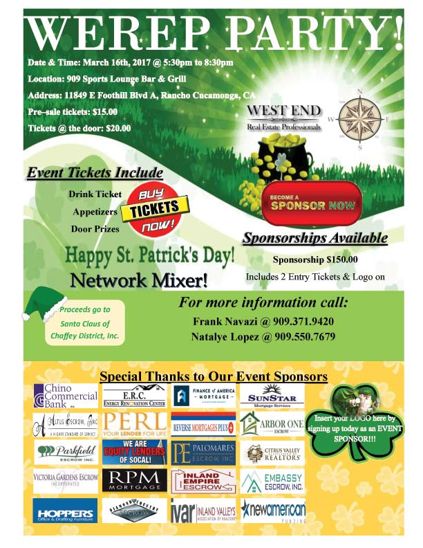 WEREP-Event-St-Patty