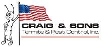 Craig Sons Termite Pest Control Inc