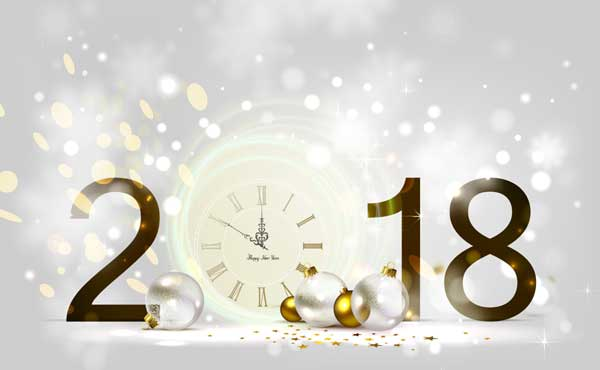 Wishing you all a VERY PROSPEROUS NEW YEAR – 2018