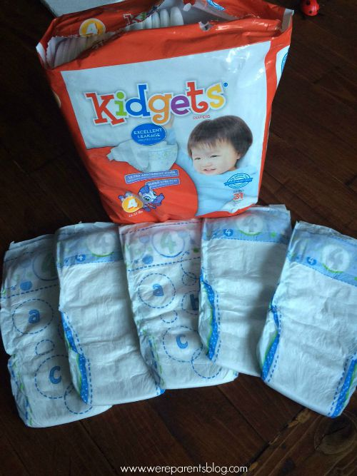 Kidgets Diapers Prices : kidgets, diapers, prices, Kidgets, Diapers, Family, Dollar, We're, Parents