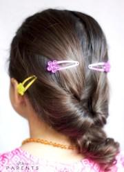 3 easy hairstyles girls
