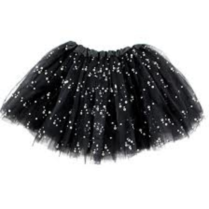black-sequin-tutu-girls-crochet-headbands