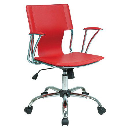 Dorado Office Chair Red