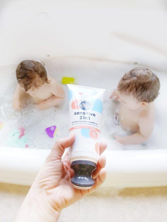 SoCozy HUSH Sensitive Collection Hush Sensitive 2in1 Shampoo and Conditioner