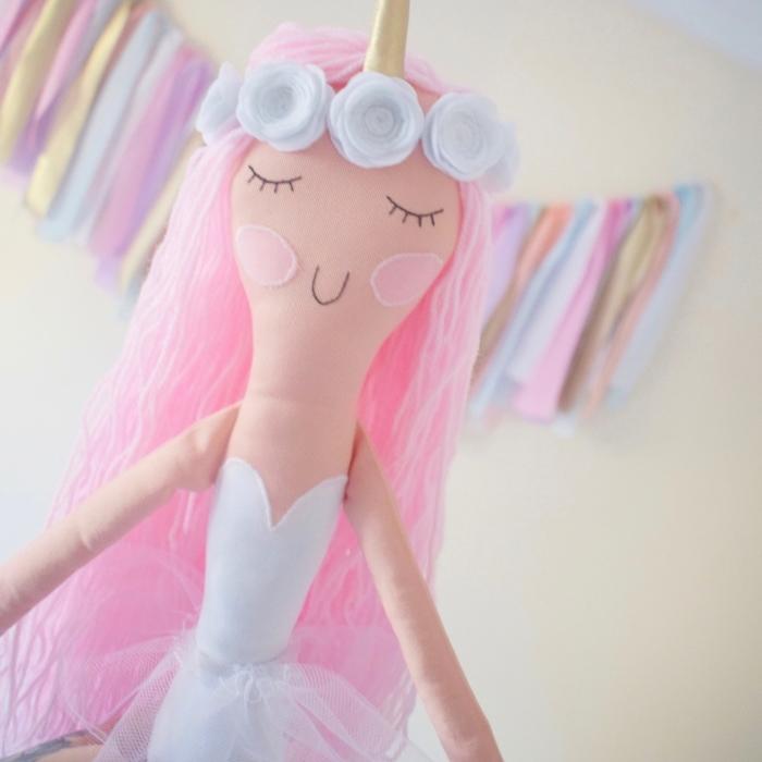 Marina Mermaid Doll