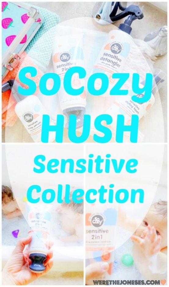 SoCozy Sensitive Collection