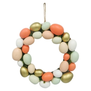 Egg Wreath Threshold