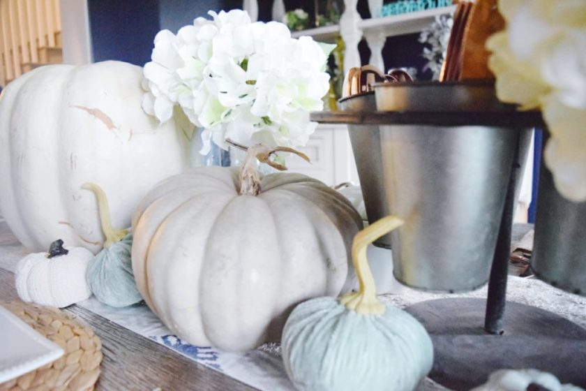 Thanksgiving Dining Table Decor Ideas
