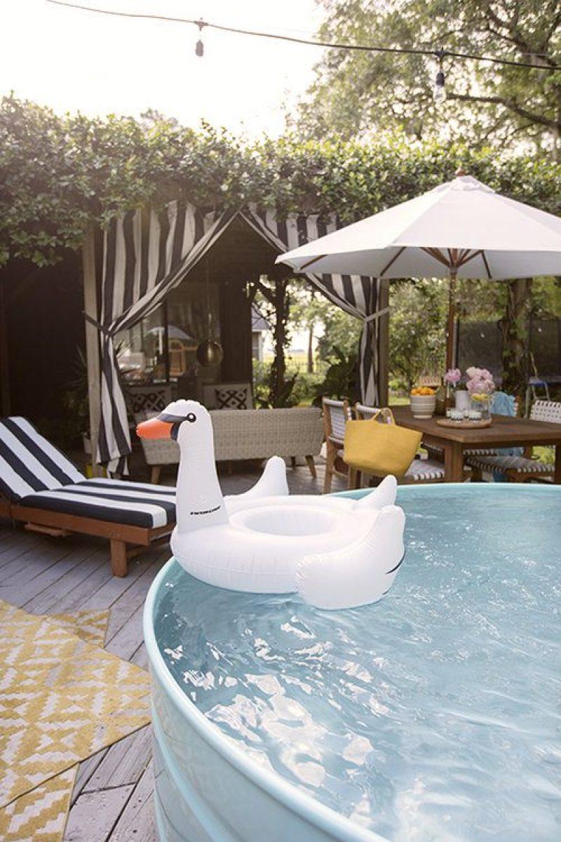 9 Best Stock Tank Pool Ideas | Creative DIY Swimming Pools ...