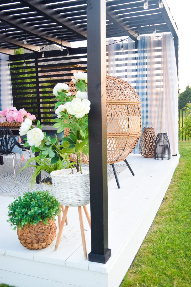 outdoor patio decor that s budget