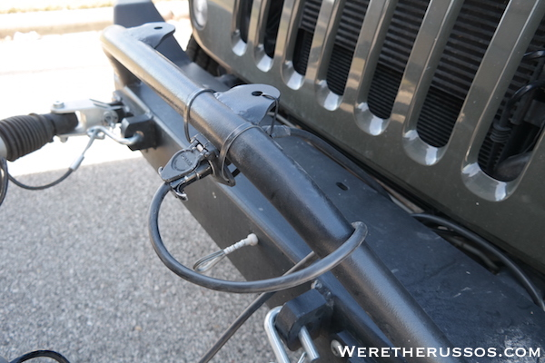 Jeep Wiring Harness Recall