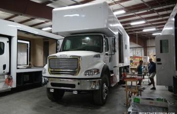 Freightliner Truck Motorhome Interior | Interior Design Images