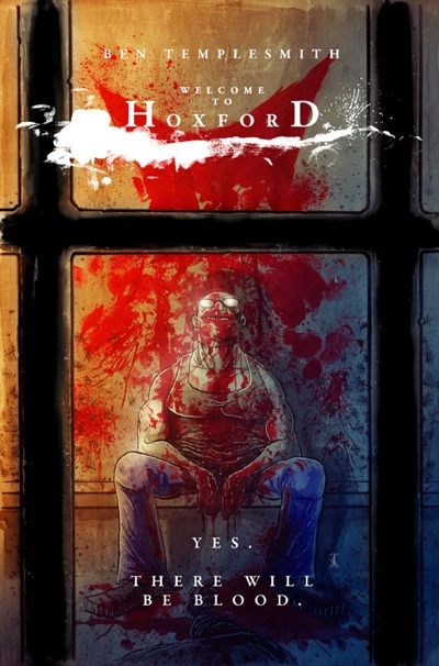 Ben Templesmith to Create Comic Series About Werewolves featured image