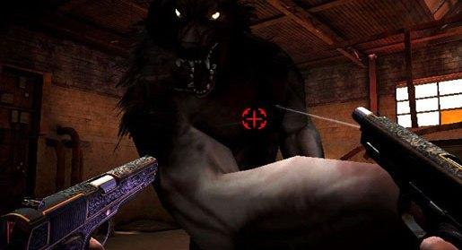 The Grinder - Werewolf Encounter