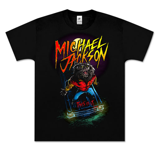 Official michael jackson this is it tour t shirt designs for Newspaper t shirt designs