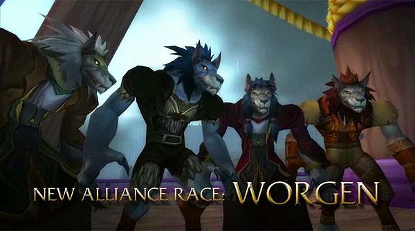 World of Warcraft: Worgen