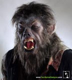 "Life-Size ""The Wolfman"" Movie Costume display by Tom Spina Designs & Gotham FX featured image"