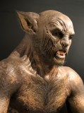 Exclusive behind-the-scenes photos & video of werewolf suit & effects by Adrien Morot featured image