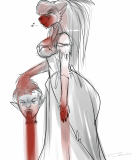 Werewolf Wednesday theme: Femme Fatale featured image