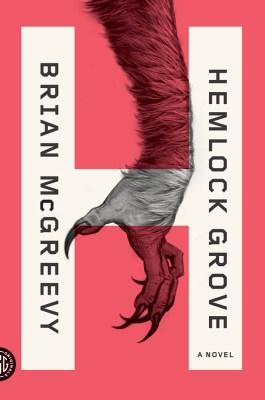 Hemlock Grove book cover