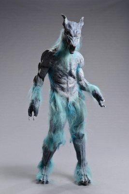 Blue Werewolf 1