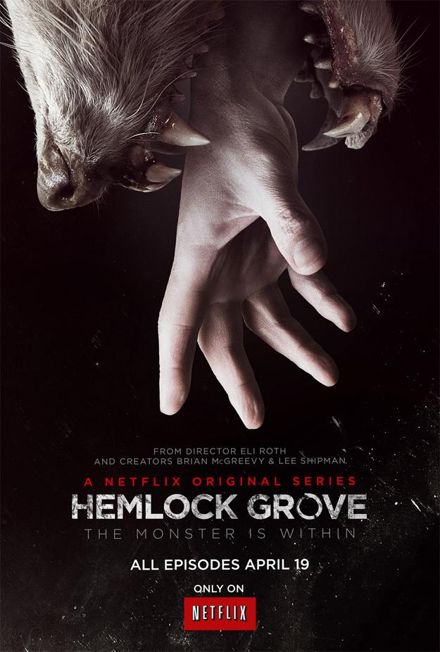 Hemlock Grove Netflix Poster