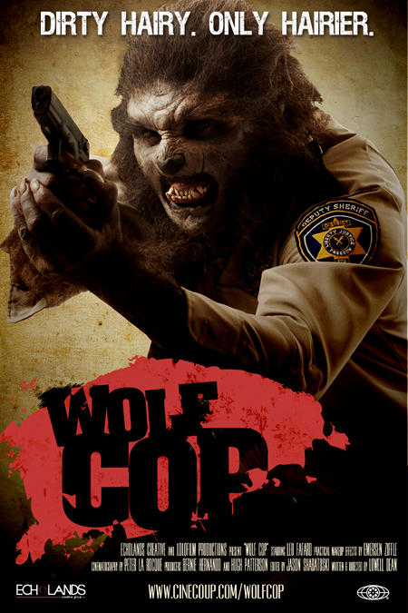 Wolf Cop Poster