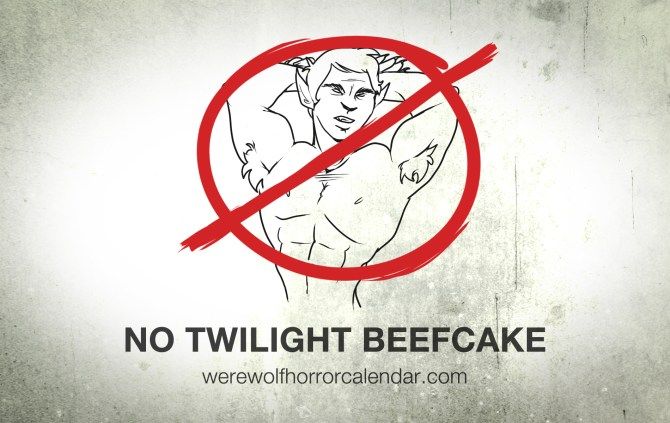 No Twilight Beefcake