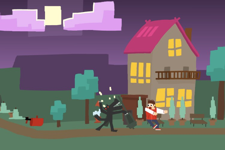 """Werewolf rampage game """"Moon Waltz"""" is the most fun you can have with a spacebar featured image"""