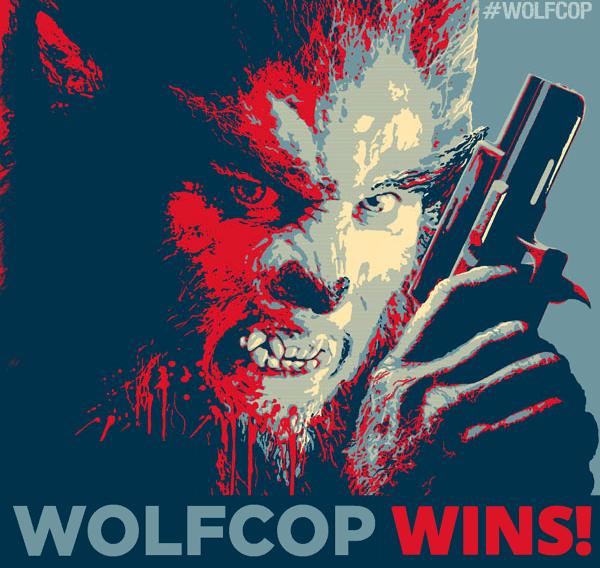 WolfCop Wins!