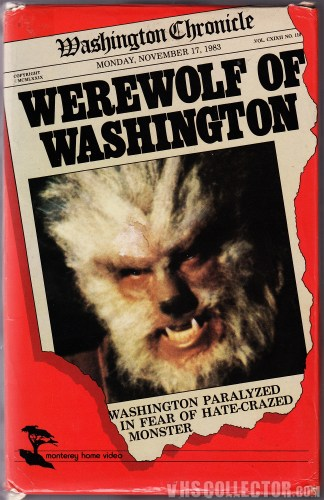 Full Moon Features: The Werewolf of Washington Wants You! featured image