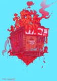 WOLFEN JUMP In Print fundraiser! featured image