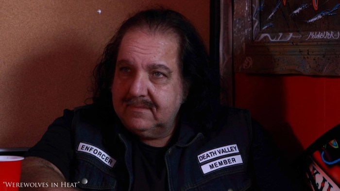 Ron Jeremy Werewolves in Heat
