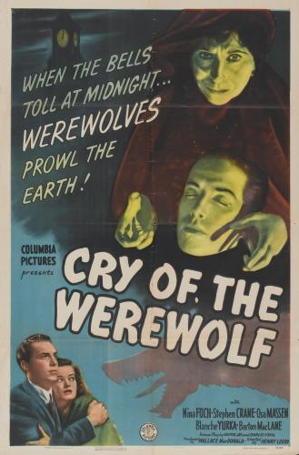 Full Moon Features: Cry of the Werewolf featured image