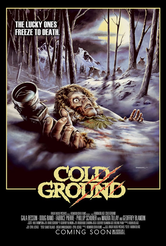 Cold Ground poster