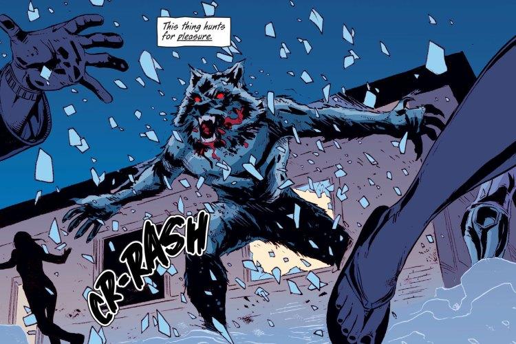 "Vertigo's ""Wolf Moon"" twists the werewolf myth featured image"