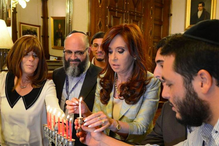 The Argentine President Jewish Werewolf Adoption Mixup featured image
