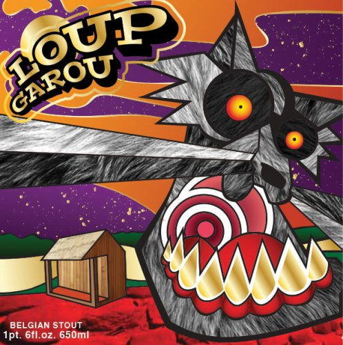 Loup Garou Stout from Bayou Teche Brewing featured image