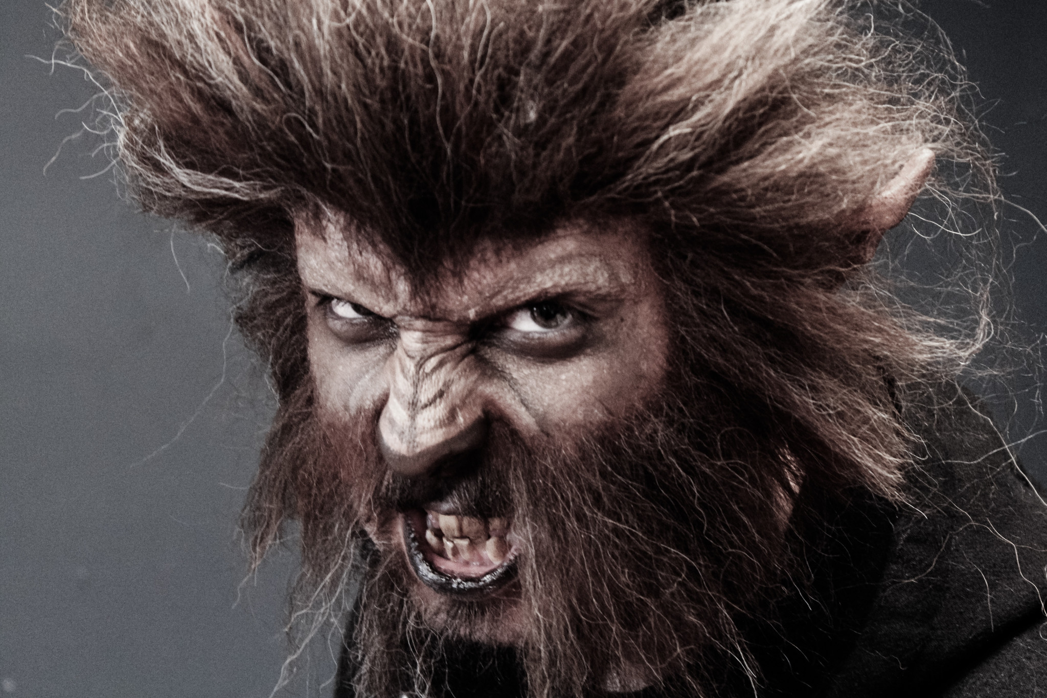 special effects & props werewolf
