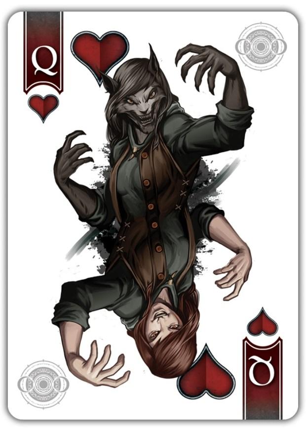 Werewolf Queen