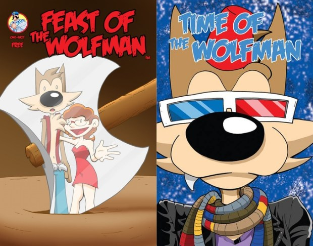 Feast of the Wolfman + Time of the Wolfman