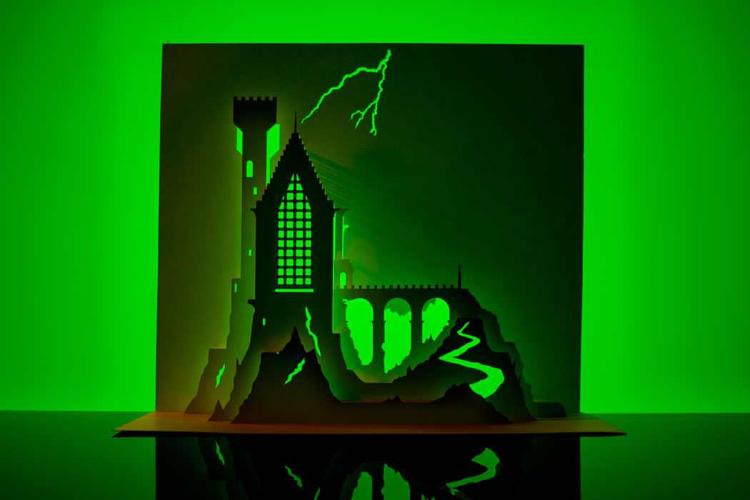 Horrorgami Watchtower