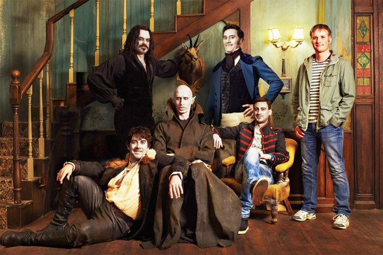 """What We Do In The Shadows"" DVD, shirts & vampiraphanalia delayed by ""contract demon"" featured image"
