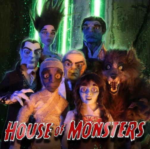 """House of Monsters"", starring Christopher Lloyd, premieres July 28th featured image"