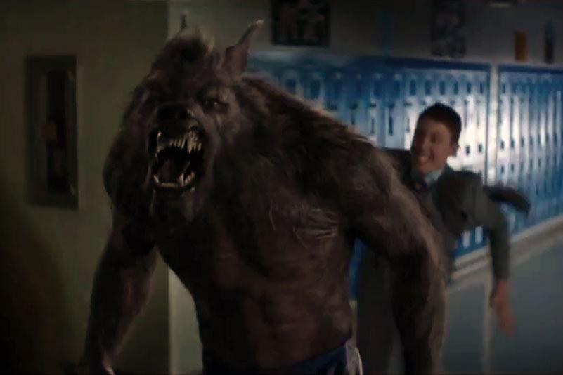 Goosebumps Werewolf