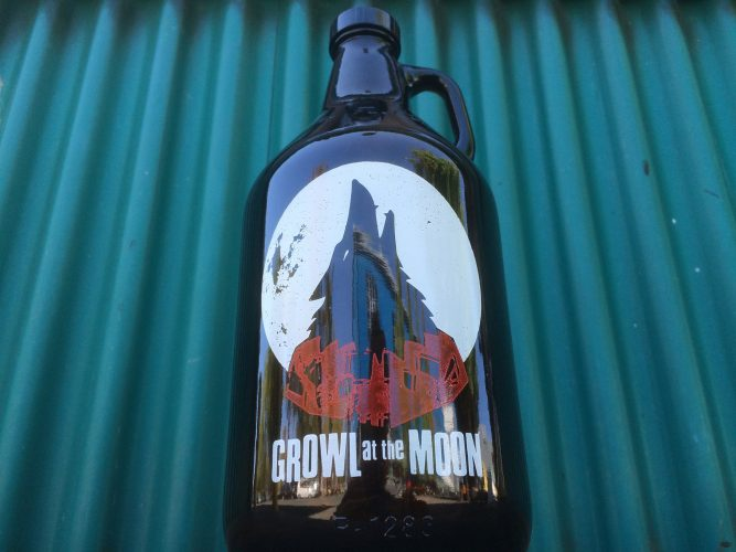 "Granville Island Brewing's limited edition ""Growl at the Moon"" brews & growler featured image"