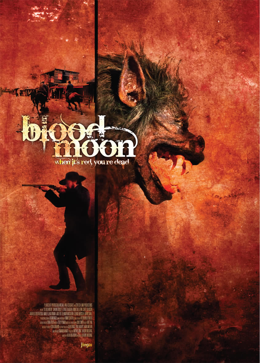 Jinga Blood Moon Promo Poster